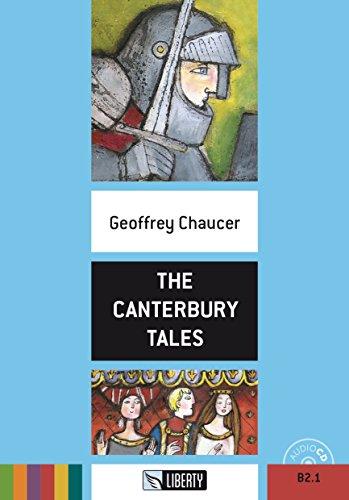 The Canterbury tales. Ediz. ridotta. Con File audio per il download