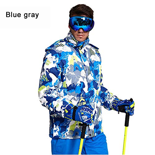 Aiya Heren Ski Wear met Waterdichte Ski Jas Winter Outdoor Ski Tight Sneeuwpak