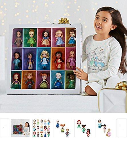 Disney 2016 Animators' Collection Mini Doll Gift Set - 5'' with Lilo