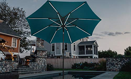 Best Canopy Umbrella With Lights