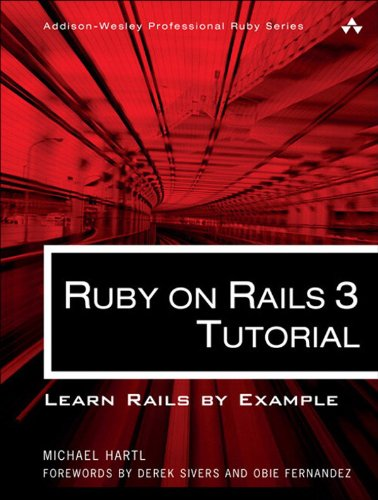 Ruby on Rails 3 Tutorial: Learn Rails by Example (Addison-Wesley Professional Ruby Series) (English Edition)
