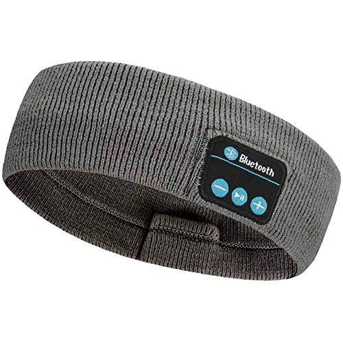 Rpanle Auriculares para Dormir con Diadema Bluetooth, Bluetooth 5.0 Deportes Diadema, con...