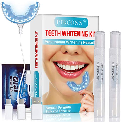 Kit de Blanqueamiento de Dientes, Blanqueador Dental, dientes blancos, Gel Blanqueador de Dientes, dientes blancos white, dientes blancos led, dientes blancos luz, reducir manchas dientes