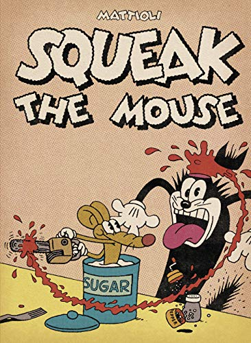 Squeak the Mouse (English Edition)