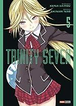 TRINITY SEVEN T05 de SAITO-K+NAO-A