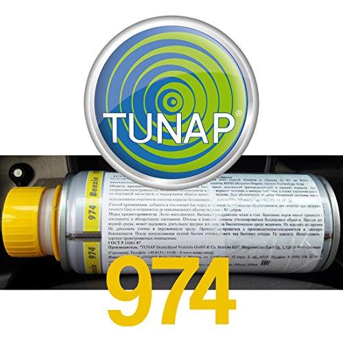tunap Limpiador tunap 974Ex 973para la limpieza inyectores Gasolina 200ml