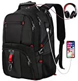 Laptop Rucksack Herren,18,4 Zoll Backpack Schulrucksack Daypack Multifunktion Business Notebook...