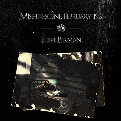 Mise-en-scène, February 1928 audiobook cover art
