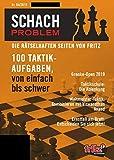 Schach Problem Heft #04/2019: Die rätselhaften Seiten von Fritz (Schach-Problem / Über 100 Schachaufgaben)