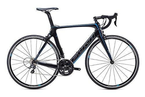 Fuji Transonic 2.5 28 Zoll Rennrad Schwarz/Blau (2016), 58