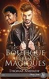 La boutique des artefacts magiques: Murder by magic #1