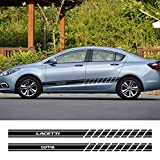 For Chevrolet Lacetti Cruze Captiva Equinox Trax Impala Camaro Z71 Sonic Spark Sail Aveo SS Malibu, Car Styling Body Vinyl Car Accessories