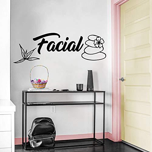 Pegatinas de pared de cara linda habitación de los niños decoración del hogar arte mural decoración pegatinas de pared A3 M 43x14cm