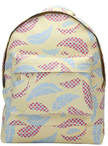 Mi-Pac Zaino Casual Gold Backpack Mi-pac, Abbondanza estiva (Summer Bounty) (Multicolore) - GTM12079616