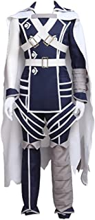 CosplayDiy Men's Suit for Fire Emblem Awakening Cosplay Prince Chrom Battle Costume