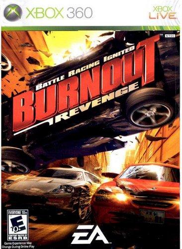 Electronic Arts Burnout Revenge, Xbox 360 Básico Xbox 360 vídeo - Juego (Xbox 360, Xbox 360, Racing, Modo multijugador, E10 + (Everyone 10 +))