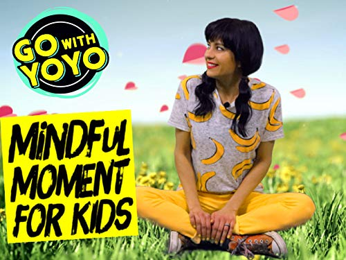 Mindful Moments - Easy way to be present! Go with YoYo