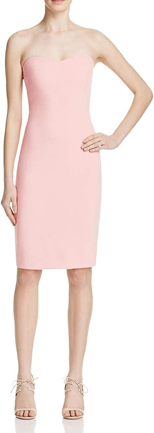 Likely Womens Lauren Strapless KneeLength Cocktail Dress