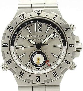 (ブルガリ)BVLGARI 腕時計 ディアゴノ プロフェッショナル GMT GMT40C5SSD SS メンズ 中古