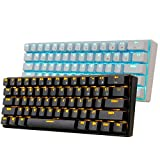 Zoom IMG-2 tastiera bluetooth wireless urchoiceltd rk61