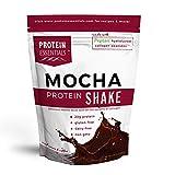 Protein Essentials Collagen Peptides Powder (Mocha), Grass-Fed, Paleo & Keto...