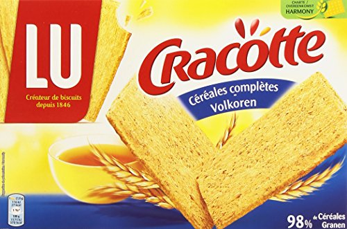 Cracottes Biscottes Cereales Completes 2 250 g