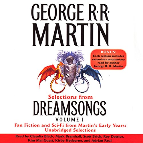 Dreamsongs, Volume I (Unabridged Selections) cover art