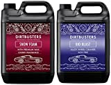 Dirtbusters - Lot de 2 flacons de 5 de...