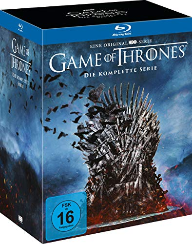 Game of Thrones - Die komplette Serie [Blu-ray]