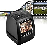 DIGITNOW! Slide Scanner Convert 35mm Negative Film &Slide to Digital JPEG Save into SD Card with LCD Display...