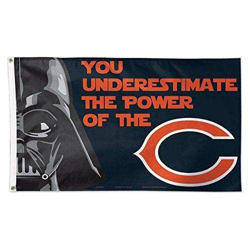 WinCraft Chicago Bears Star Wars 3x5 Flag