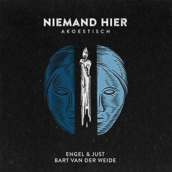 Niemand Hier (Akoestisch) [feat. Bart Van Der Weide]
