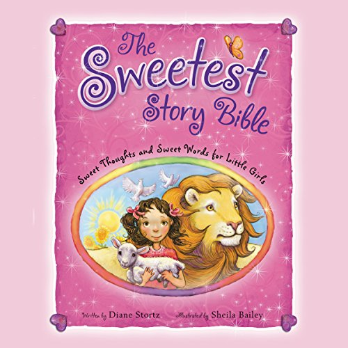 The Sweetest Story Bible audiobook cover art