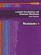 REALIDADES 2014 LEVELED VOCABULARY AND GRAMMAR WORKBOOK LEVEL 1 (Realidades: Level 1) PDF