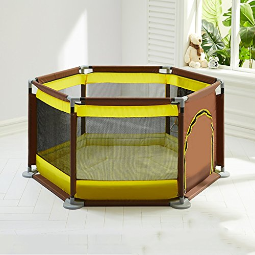 New Byrhgood Playpen Baby Baby Playpens,Toddler Fence Indoor Playground, Child Safety Fence Househol...