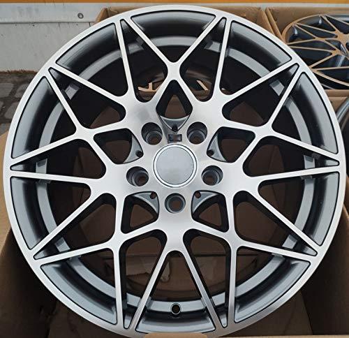 Carbonado LLANTA 5x120 Mod. M4 GTS 18 Pulgadas Antracita Pulida
