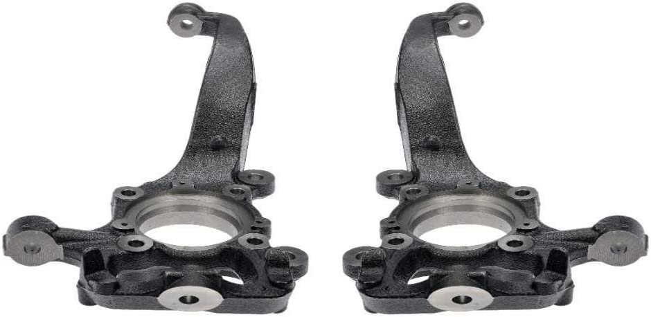 AutoShack Long Beach Mall KN798232PR Pair of 2 Front Side and S Driver Passenger Inexpensive