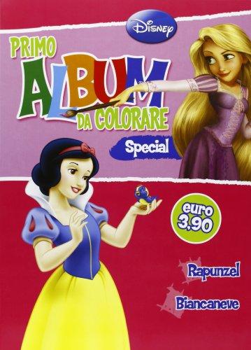 Biancaneve, i 7 nani e Rapunzel. Ediz. illustrata