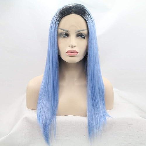 comprar mejor YU-TAO Wig Peluca Peluca Peluca Peluca Tocado Peluca De Fibra Fibra Fibra De Gradiente De Mano Gradiente  tienda hace compras y ventas