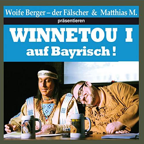 Winnetou I auf Bayrisch! Titelbild