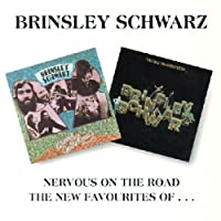 Nervous on the Road/New Favorites by Brinsley Schwarz (1996-02-07)