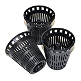 Danco, Inc. 10739 Hair Catcher Baskets, Pack of 3, Black, 3 Count