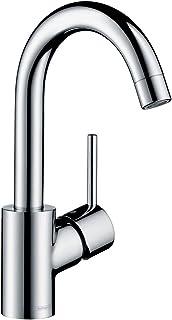 Hansgrohe - 32070000 - Mitigeur de lavabo de salle de bain Talis S Design Col de Cygne Chrome