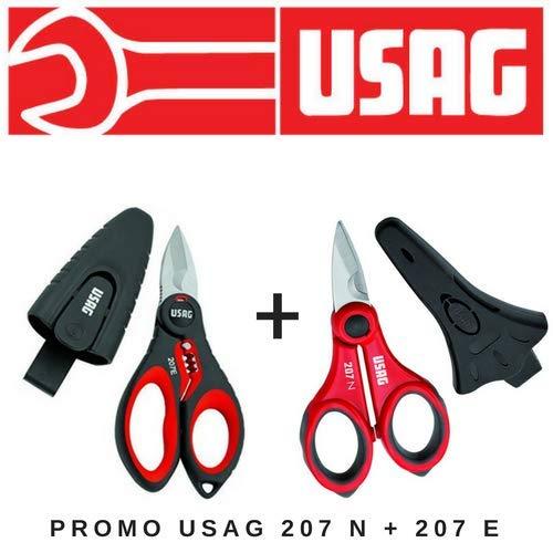 Usag - Kit tijeras profesionales eléctricas Promo