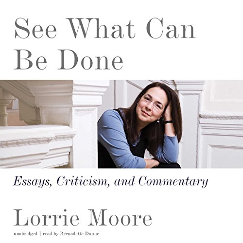 See What Can Be Done audiobook cover art