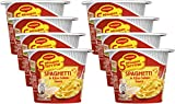 MAGGI 5 Minuten Terrine Spaghetti in Käse-Sahne-Sauce, leckeres Fertiggericht, Instant-Nudeln, mit...