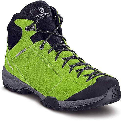 Scarpa M Mojito Hike GTX Grün, Herren Gore-Tex Wanderschuh, Größe EU 45.5 - Farbe Mantis Green