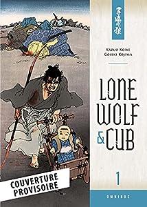 Lone Wolf & Cub Nouvelle édition Tome 1