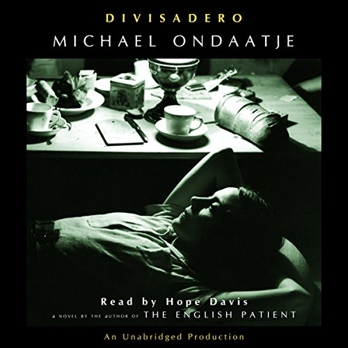 Divisadero audiobook cover art