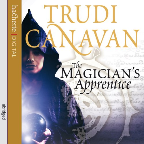 The Magician's Apprentice Titelbild
